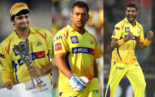 IPL Retention: CSK Retained Three Players for IPL 2018 ...