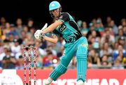 Chris Lynn of Brisbane Heat
