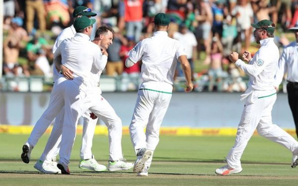 Dale Steyn South Africa vs India | CricTracker.com