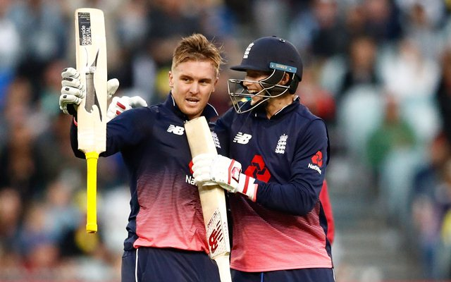 Stats: List of records Jason Roy shattered in the 1st ODI against ...