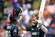 Kane Williamson hundred