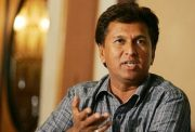 Kiran More Indian team