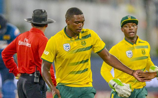 Olivier, Ngidi added to South Africa squad for second Test