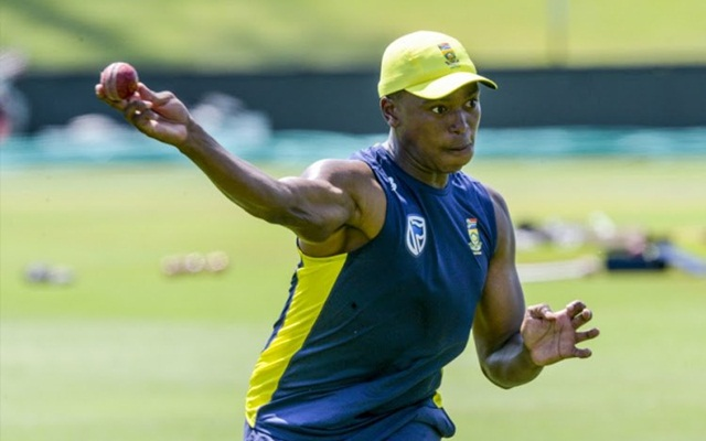 CSA shaken by death of Lungi Ngidi's father