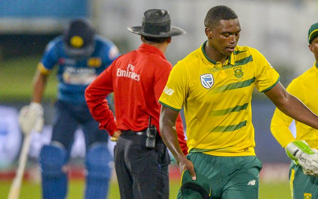 South Africa pick seamers Olivier, Ngidi for second Test