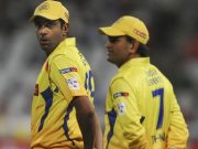 MS Dhoni and Ravi Ashwin