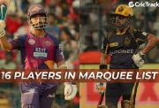 Marquee Players IPL