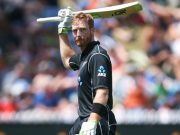 Martin Guptill of New Zealand