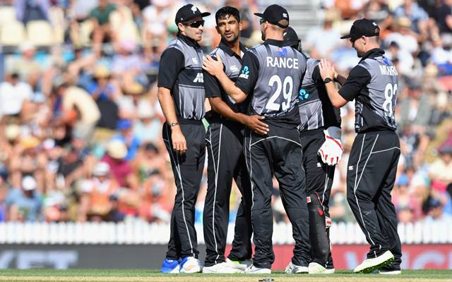 New Zealand T20I team, Ish Sodhi, ICC rankings