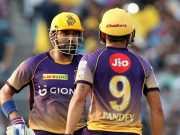 Robin Uthappa And Manish Pandey in the IPL