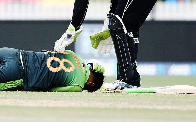 New Zealand continue winning streak over Pakistan
