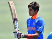 Shubman Gill hundred