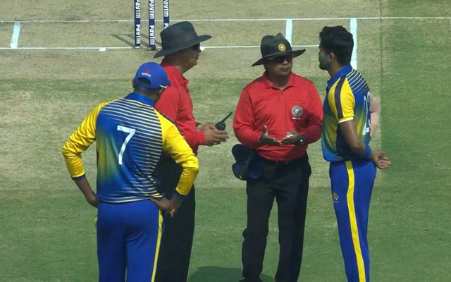 BCCI Awaits Match Referee's Report of Hyderabad-Karnataka T20 Tie