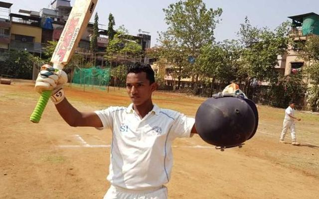 This kid from Navi Mumbai has scored 1045 in a single match!