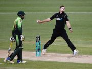 Tim Southee New Zealand vs Pakistan