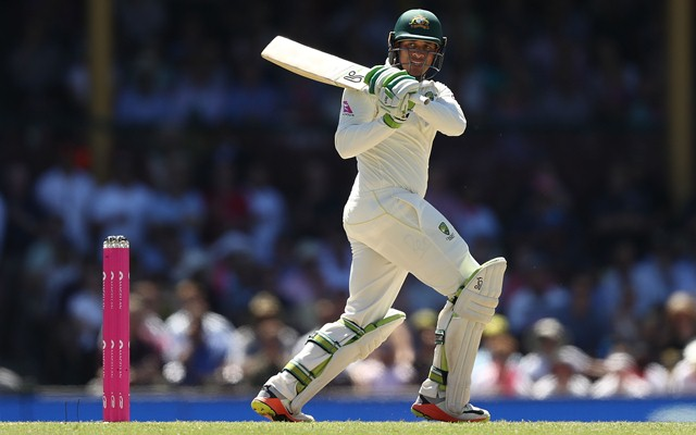 Khawaja helps Aussies take hold of SCG Test