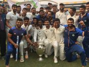 Vidarbha team Indian domestic season 2018-19