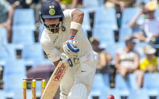 Pandya's freaky run out on Day 3 Centurion Test