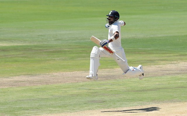 Sharma keeps India in the hunt as S Africa lead reaches 258