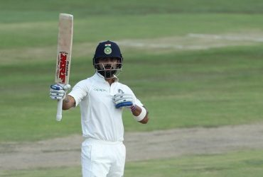 Virat Kohli hundred