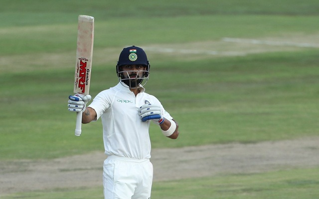 Virat Kohli fined by ICC after arguing with umpire