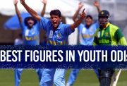 Best bowling figures in youth ODIs