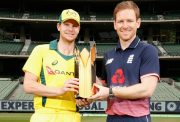 Steve Smith & Eoin Morgan