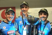Jason Gillespie, Colin Ingram & Travis Head