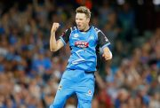 Ben Laughlin Adelaide Strikers