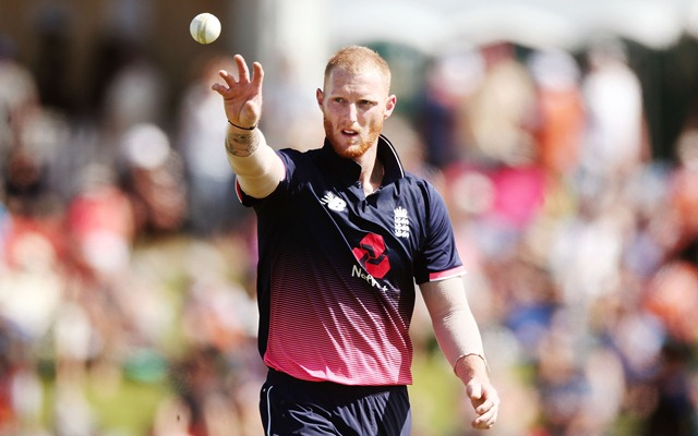 New Zealand v England: Ben Stokes 'emotional' after victory in second ODI