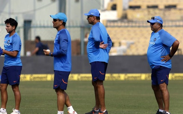 Shastri launches scathing attack on India's critics