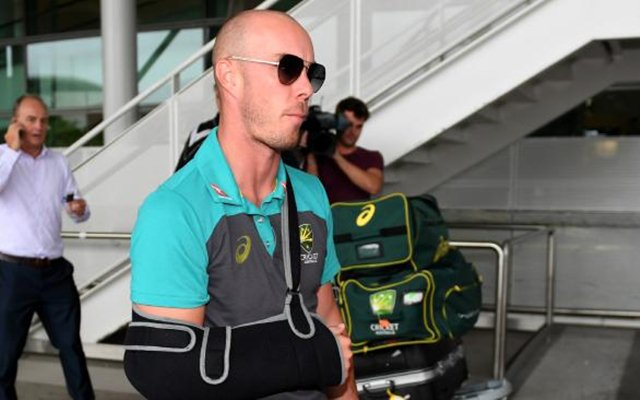 Chris Lynn not to undergo surgery after dislocating shoulder