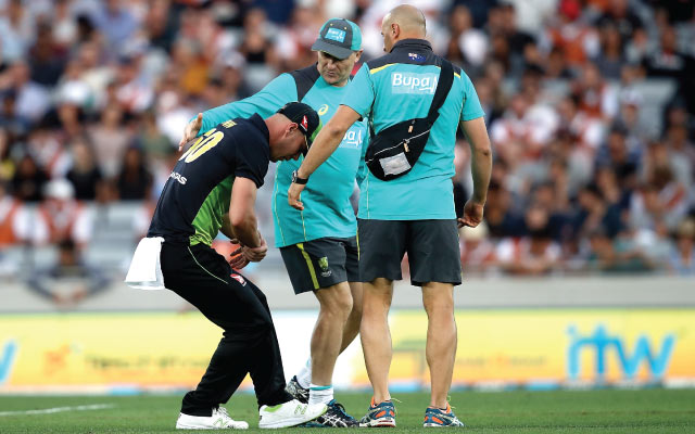 Aussie cricket star Chris Lynn sweating on $2m shoulder injury