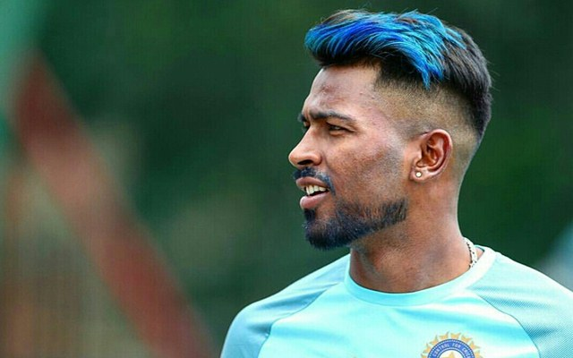 Hardik Pandya comes up with a new hairdo, Twitterati just ...