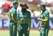 Hashim Amla of South Africa