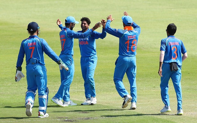 Centurion ODI: unchanged India opt to field