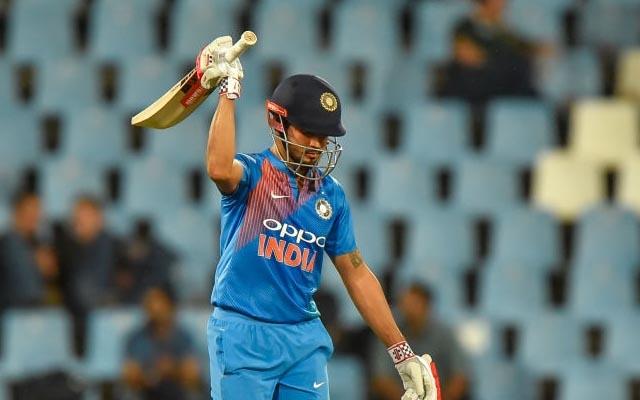 SHOCKING: Mahendra Singh Dhoni caught abusing teammate Manish Pandey during 2nd T20I