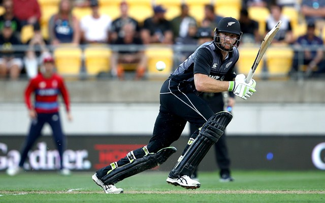 England cruise to seven-wicket victory over New Zealand in T20I opener