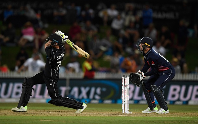 TL;DR: Taylor, Santner drive New Zealand home in series opener