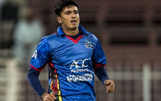 Mujeeb Zadran makes history as Afghanistan seal Zimbabwe series
