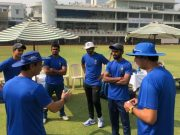 Rajasthan Royals begins its first camp ahead of the IPL 2018