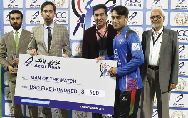 Afghanistan roll Zimbabwe for emphatic win