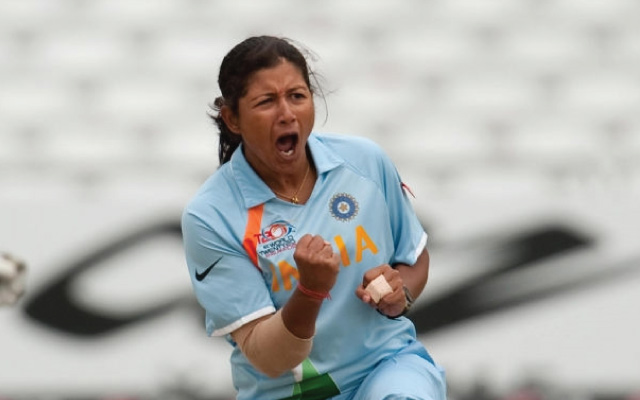 Rumeli Dhar to replace Jhulan Goswami in T20I against Proteas