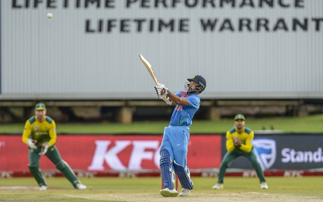 India finish South Africa tour on high