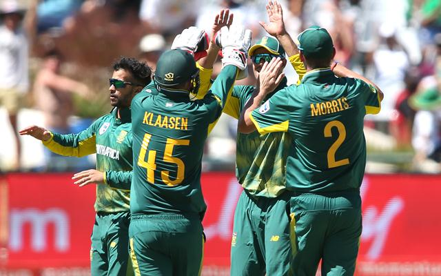 Phehlukwayo: We have now got measure of Indian spinners