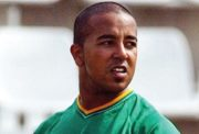 South Africa's Paul Adams