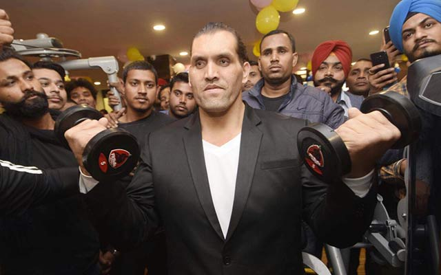 The Great Khali Dalip Singh Rana