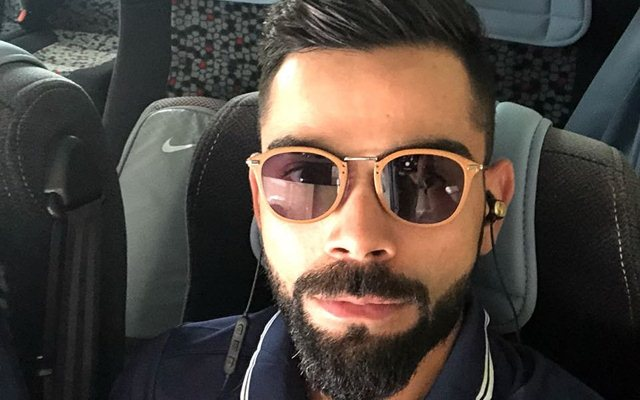Indian skipper Virat Kohli's message for Pakistani Umpire Aleem Dar goes viral