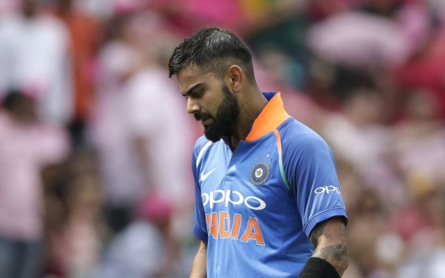 India seal number-one ODI ranking