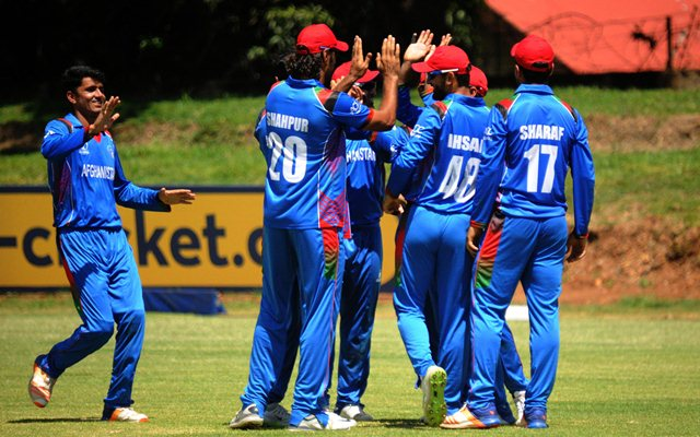Rashid, Gulbadin stars as Afghanistan beat UAE by 5 wickets